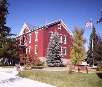Blaine County Judicial Building